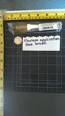 Bare Escentuals Minerals Flawless Application Face Brush New