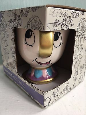 DISNEY Primark CHIP Cup Mug BRAND NEW UNOPENED- Beauty & The Beast