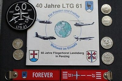 Lufttransportgeschwader 61, LTG 61 Wappen, Transall, Luftwaffe, Air Force