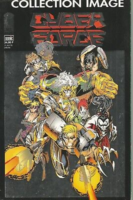 collection image    cyber force  N°1