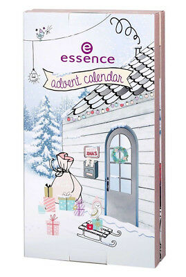 ESSENCE Adventskalender 2017 ♥ NEU & OVP ♥ Kosmetik und Beauty 🎄LIMITIERT🎄