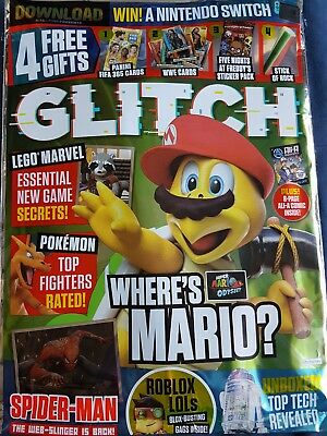 Glitch  Magazine Issue  04 8 Nov -05 Dec 2017
