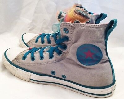 Converse Shoes Girls Size 5 Converse All Star Hi Shoes Chuck Taylor Hightops