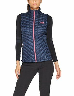 The North Face Thermoball Veste Femme, Ink Blue, FR : M (Taille Fabricant : M)