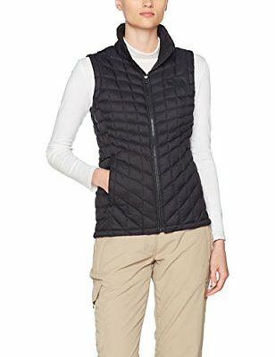 The North Face Thermoball Veste Femme, Tnf Black Matte, FR : M (Taille Fabricant