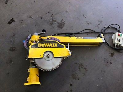 DeWalt DW729 Type A2 Radial Arm Saw