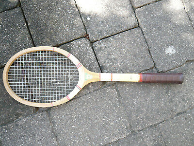 Tennisschläger Sirtlamina Holz Tournament Model 69 cm lang