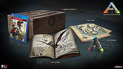 Ark Survival Evolved Collectors Edition - Ps4