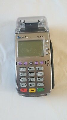 *Brand New* VeriFone Vx520 EMV Credit Card Machine *UNLOCKED* #M252-753-03-NAA-3
