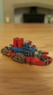 Warhammer Man O' War Dwarf Dreadnought