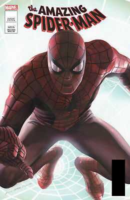 Amazing Spider-Man #789   Legacy   Ross Lenticular Homage Cover   Marvel - 2017