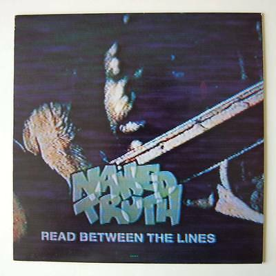 """Naked Truth: Read This Ep (10"""" Vinyl) * Read Between The Lines *"""