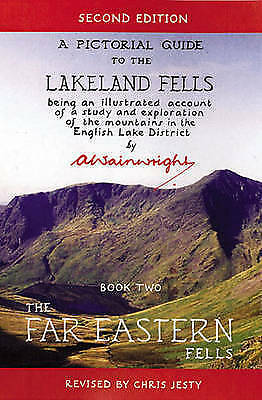 The Far Eastern Fells 2 Wainwright Pictorial Guide 2nd Edition Lake District