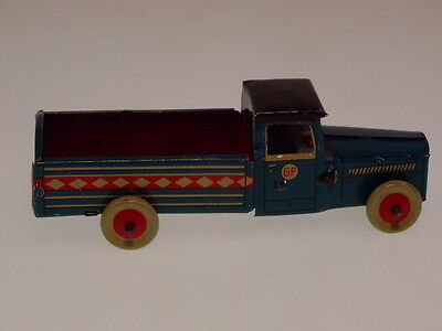"GSPKW NEW PENNY TOYS  ""FISCHER LASTWAGEN"", 10 cm, SEHR GUT/VERY GOOD/TRES BON !"