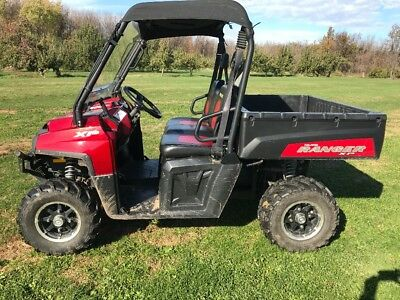 2011 Polaris Ranger 800 XP Full Size