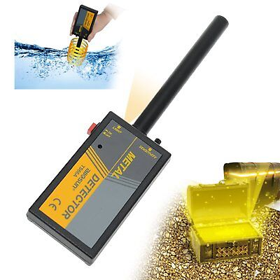 Professional Waterproof Metal Detector Handheld Wand Pin Pointer with Spotlight
