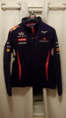 Red Bull Racing F1 - Pepe Jeans Pepi jeans Jacket,hood in collar, excellent qual