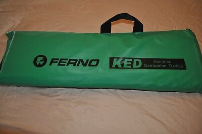 NEW Kendrick Extrication Device  Ferno Ked Emergency Ambulance EMT & FIRE w/ bag