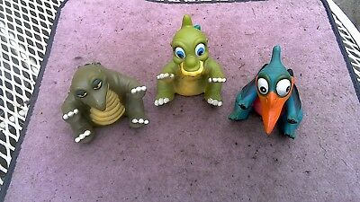 Land Before Time Puppets -1988