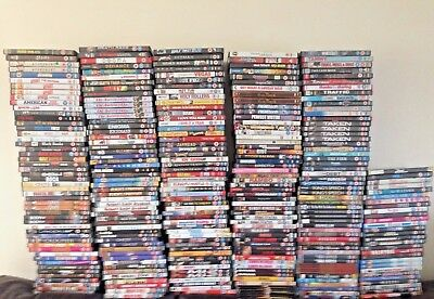 DVDs all £1.19 horror action comedy etc VG+ 246 titles all guaranteed FREEPOST