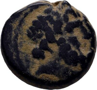 Authentic-Ancient- Ptolemy / Greek Coin.