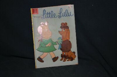 Dell Comic Book - Marge's Little Lulu - February - 1961