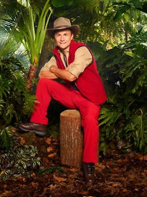 I'm A Celebrity... Get Me Out Of Here 2017 Dennis Wise Unsigned Photo 6x4