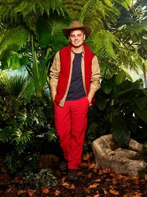 I'm A Celebrity... Get Me Out Of Here 2017 Jack Maynard Unsigned Photo 6x4