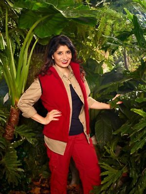 I'm A Celebrity... Get Me Out Of Here 2017 Shappi Khorsandi Unsigned Photo 6x4