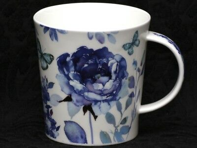 DUNOON BLUE HAZE Fine Bone China LOMOND Mug #3