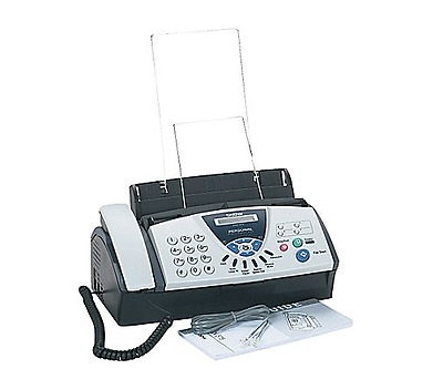 Brother Personal Plain-Paper Fax Machine (575)