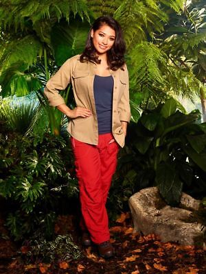 I'm A Celebrity... Get Me Out Of Here 2017 Vanessa White Unsigned Photo 6x4