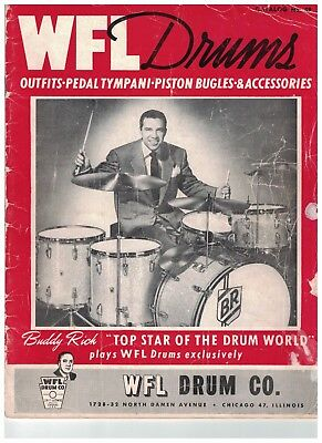 WHL 1949 Ludwig Drum Catalog