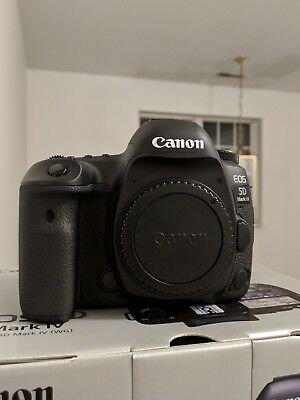 Canon EOS 5D Mark IV Digital SLR Camera (Body Only) !!Extended Canon Warranty!!