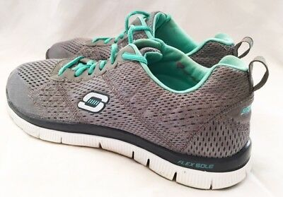 Skechers Running Shoes Womens Size 8.5 12058 Skechers Flex Appeal Running Shoes