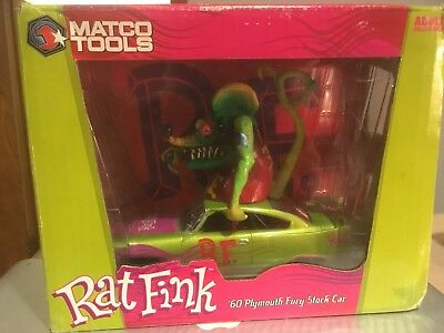 Rat Fink Matco Tools '60 Plymouth