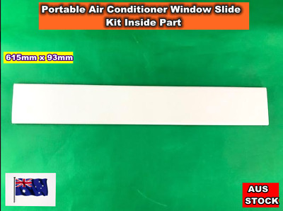 NEW Portable Air Conditioner Spare Parts Window Slide Kit INSIDE Part Only