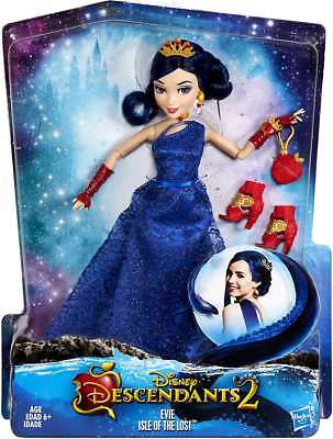 Disney Descendants 2 Royal Yacht Ball Evie Isle of the Lost Doll