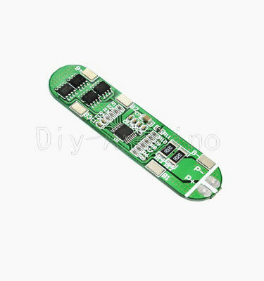 6A Li-ion Lithium Batterie 3.7v 18650 Charger Battery Protection Board 4S