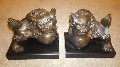 Chinese lion foo dogs statue set - pier one imports
