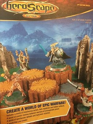 HEROSCAPE The Battle Of All Time Master Set RISE OF THE VALKYRIE