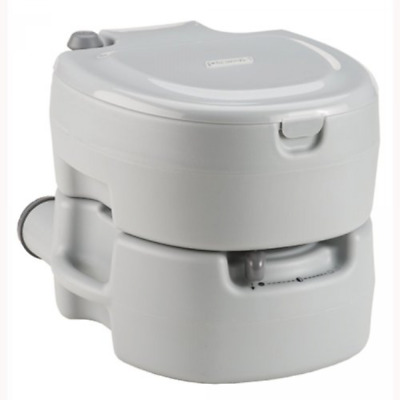 Coleman 2000016503 Portable Flush Toilet, Large