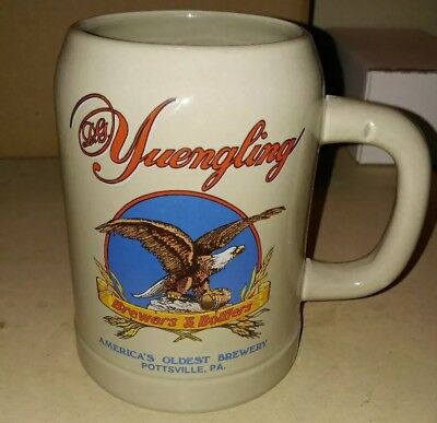 Yuengling Brewer's & Bottlers-AMERICA'S OLDEST BREWERY POTTSVILLE PA. mugstein