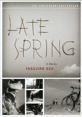 Late Spring [Criterion Collection] [2 Discs] (DVD Used Like New)
