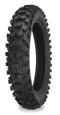 Shinko R520A 120/100-18 Rear Knobby Tyre (Intermediate) Suzuki Drz250 Dr400