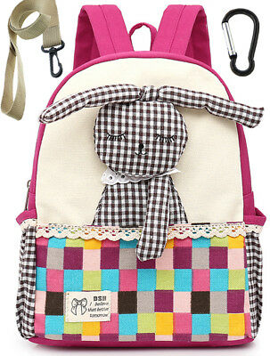 Toddler kids Backpack with Leash Anti Lost for Boy Girls Neutral Under 3 Year