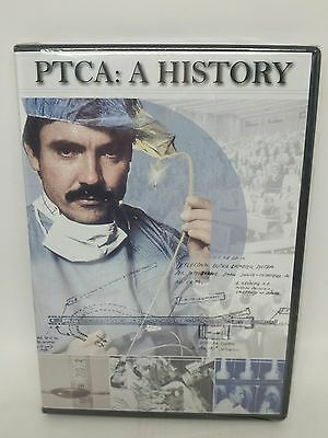 PTCA : A History  DVD The Story of Angioplasty New Sealed