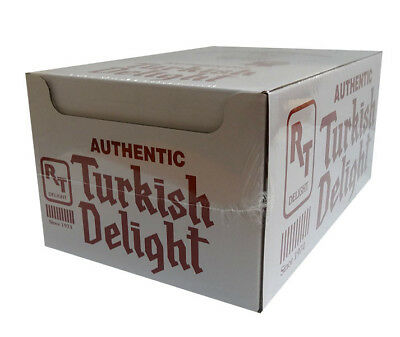 Turkish Delight - Twin Pack - Rose Flavour (45g x 32pc box)
