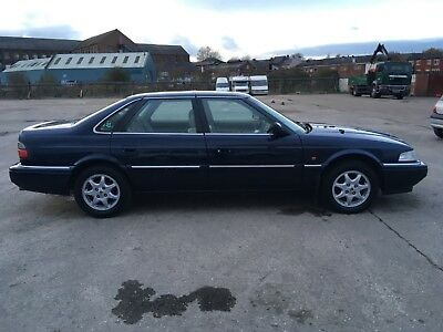 1997 Rover 820 Si Automatic 59K Miles Fsh Current Owner 20 Years
