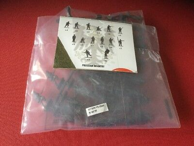 1:72  Prussian Infantry   Waterloo Airfix 1815    Free Post.